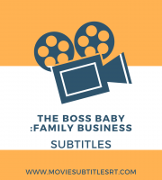The boss baby:family business