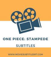 one piece:Stampede