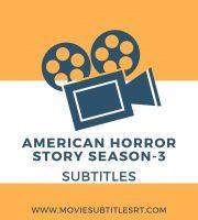 American Horror Story season-3